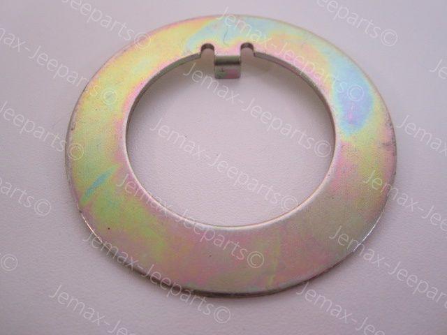 Willys MB Bearing lock Washer