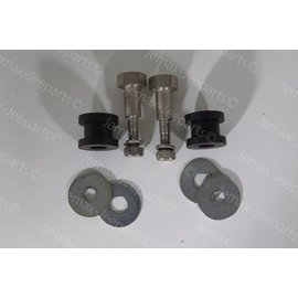 Willys MB Generator Support Insulator and Bolt Kit