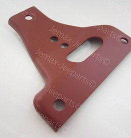 Willys MB Gusset front bumper plate RB