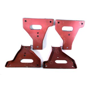 Willys MB Set Gusset plates