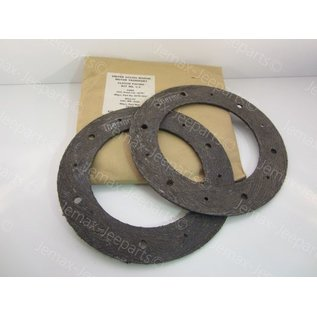 Willys MB Clutch Facing Kit