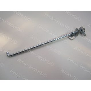 Willys MB Trottle Rod Assembly