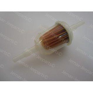 Willys MB Universeel brandstof filter