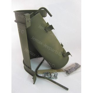 Willys MB Surge tank Assy
