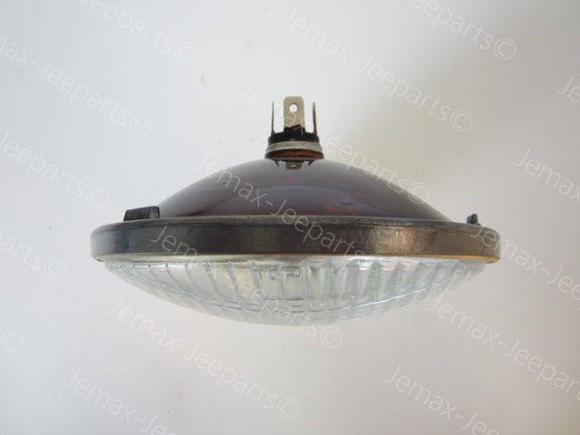 Willys MB B Lamp Unit Seelite 12v