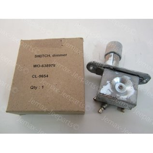 Willys MB Switch Dimmer