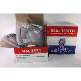 Seal Tested Automotive Parts Wiring Harness Assembly, Rotary