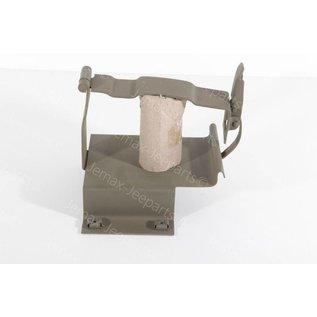 Willys MB Bracket First Aid Box / Gas Box