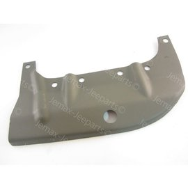 Ford GPW Crankcase shield