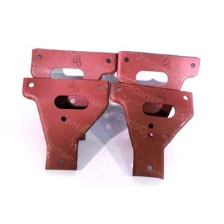 Ford GPW Gusset Plate Set