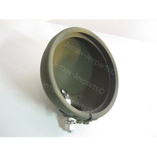 Ford GPW Head Lamp Housing and Rim Assy