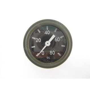Ford GPW Oil Gauge