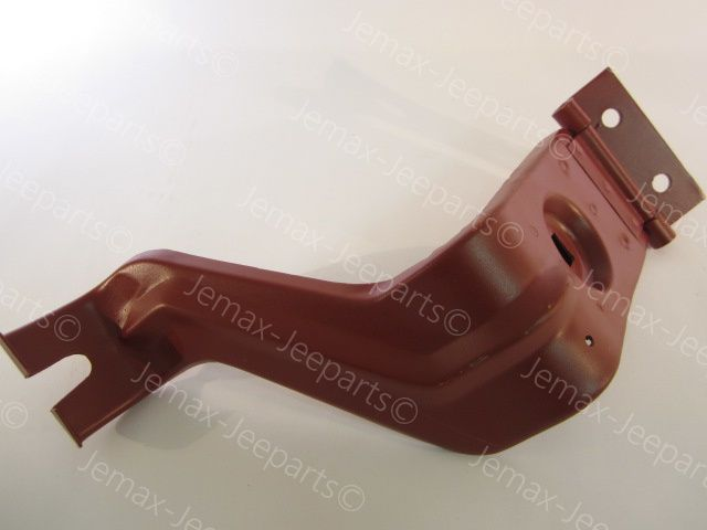 Willys MB Bracket Headlight Left Hand