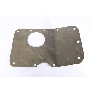 Willys MB Floor cover plate