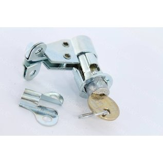 Seal Tested Automotive Parts Tool Compartiment Lock