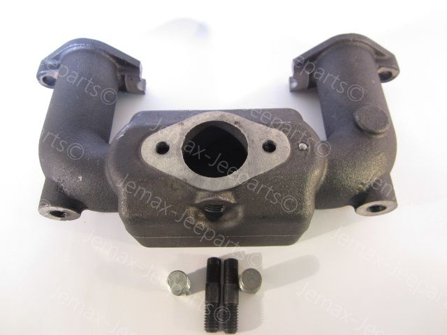 Willys MB C Manifold Assembly