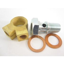 Willys MB Outlet Fitting Kit