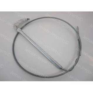 Willys MB Handbrake cable including Handle
