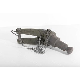 Willys MB Pintle Assembly
