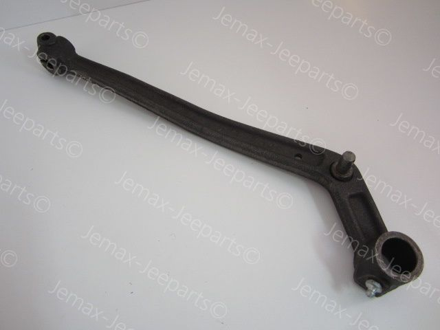 Willys MB A brake Pedal