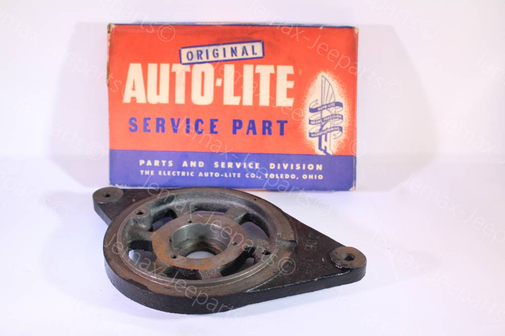 Willys MB AP Drive end Head assembly Front