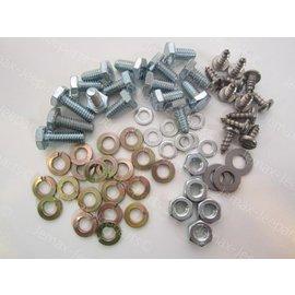 Willys MB Floorcover TM/TF/Light/MC cilinder floorcover set