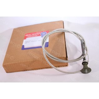 Seal Tested Automotive Parts Throttle Cable Early