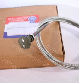 Seal Tested Automotive Parts Choke Cable Early