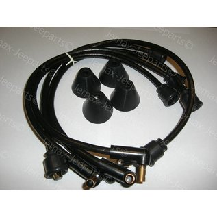 Willys MB Ignition wire + Rain shields