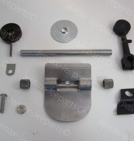 Willys MB Repair Kit Heat Control