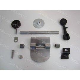 Willys MB Repair Kit Heat Control