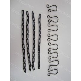 Ford GPW Chain set GPW
