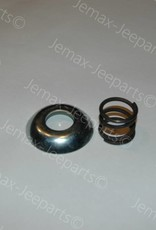 Willys MB AV+AW Transmission control spring and washer kit