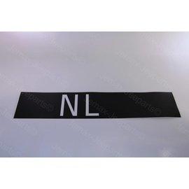 Stencils & Stickers NL Colonne Sticker