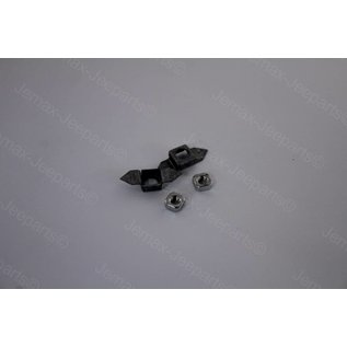 Bouten Sets Cage nut small 1/4