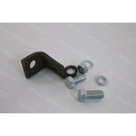 Willys MB Starter mounting bracket kit