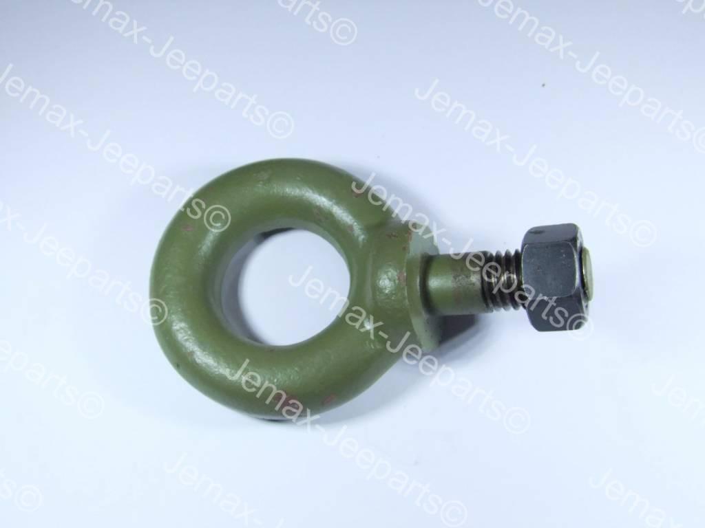 Willys MB Screw eye hook pintle hook