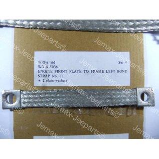 Willys MB Bond Strap Set 4