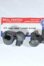 Seal Tested Automotive Parts KIT, rivet, upper bumper gusset