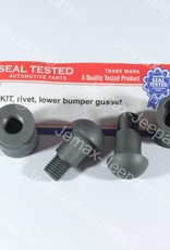 Seal Tested Automotive Parts KIT, rivet, lower bumper gusset