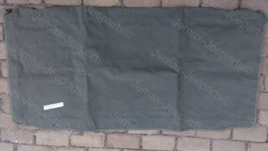Willys MB Windshield cover MB/GPW/Hotchkiss M201