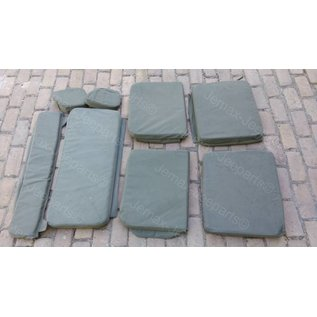 Willys MB Seat Cushion Set MB/GPW and Hotchkiss M201