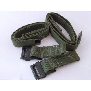 Willys MB Canvas Stowage strap set