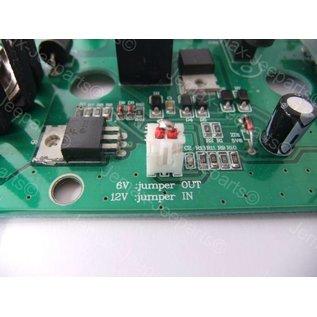 Willys MB Electronic Voltage Regulator 6-12 Volt