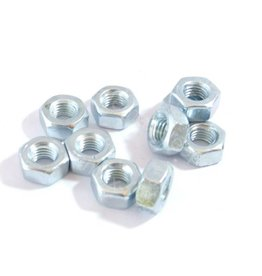 Willys MB 1/4 UNF nut set