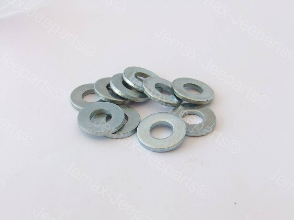 Willys MB 1/4 Washer Set