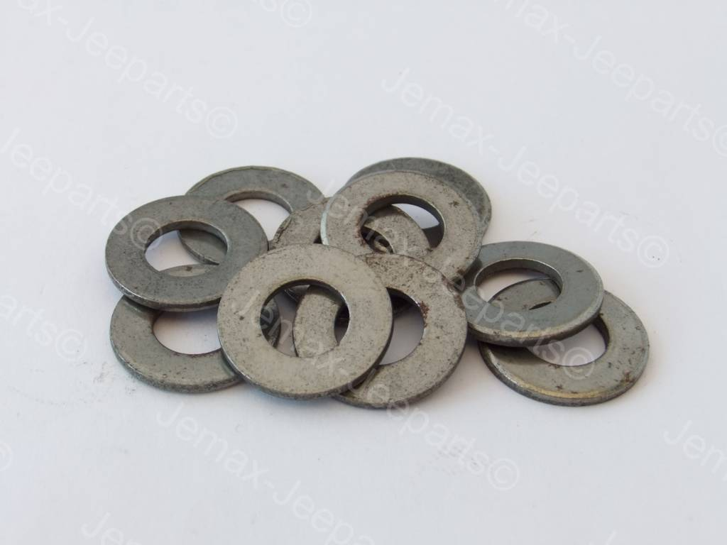 Willys MB 3/8 Washer Set