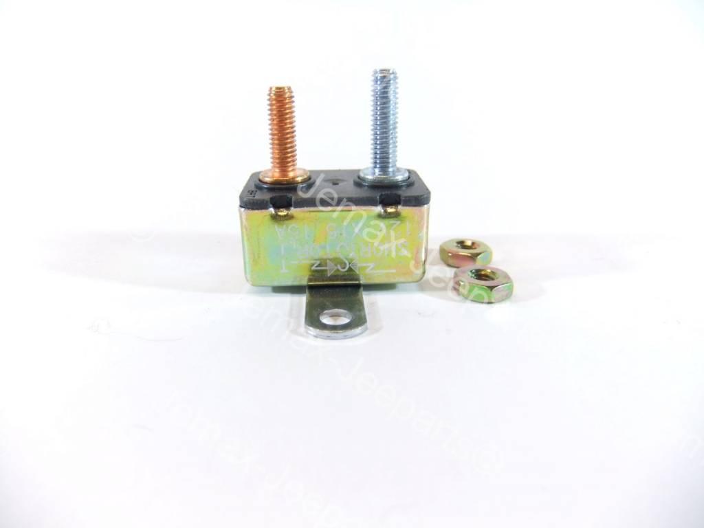Willys MB Circuit braker Thermal 20 AMP