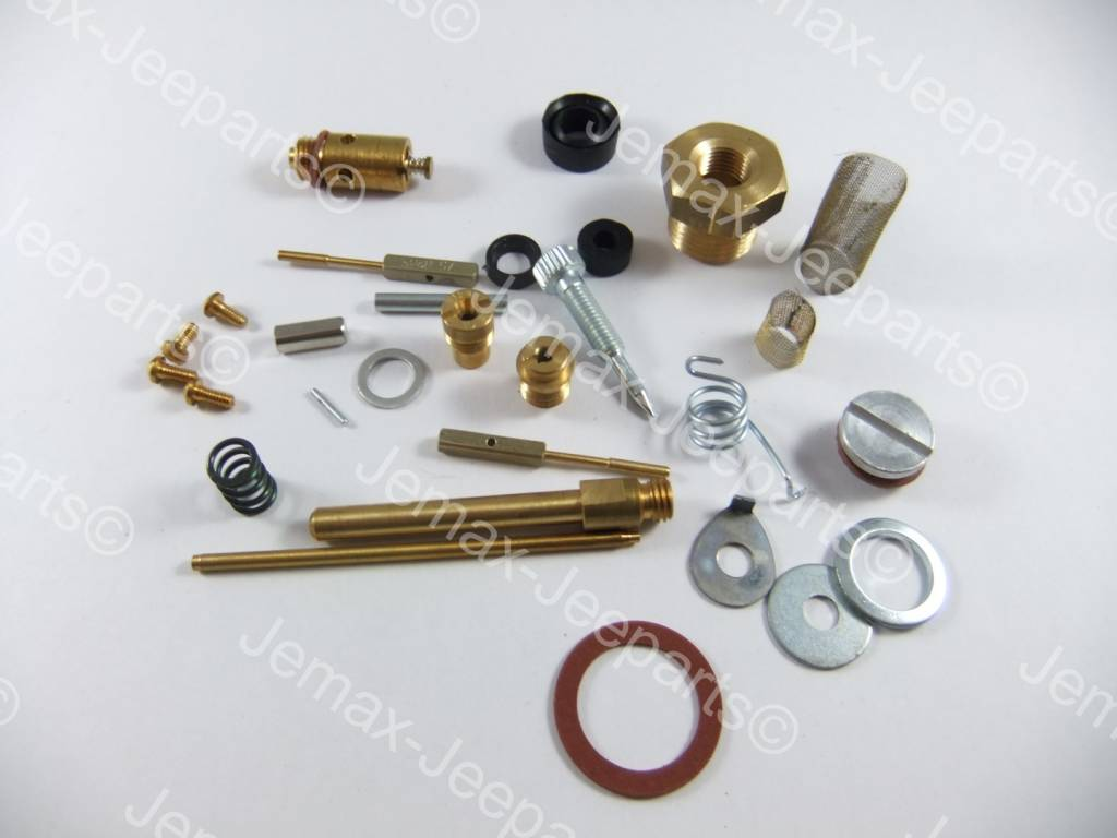 M38A1/Nekaf Carter YS Carburator Repair Kit M38