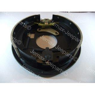 Willys MB Hand Brake plate + brake pads